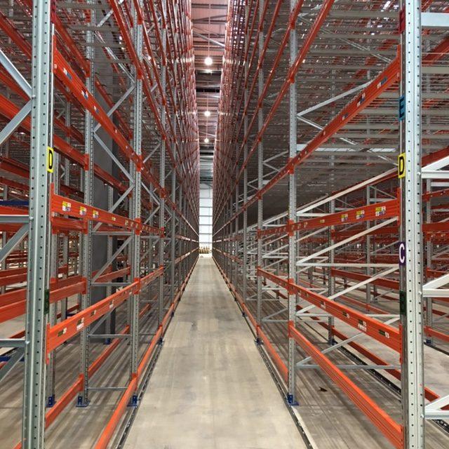 Warehouse Design Consultation | Rack And Shelf Labels